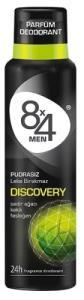 8x4 - 8X4 Deo Fresh Discovery Bay 150 ml