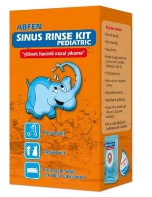 Abfen Sinus Rinse - Abfen Sinus Rinse Pediatric Burun Yıkama Kiti