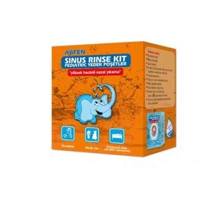 Abfen Sinus Rinse - Abfen Sinus Rinse Pediatric Yedek Poşetler 50 Adet