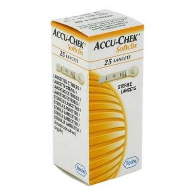 Accu-Check - AccuChek Softclix Lancet 25 Adet