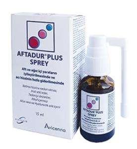 Aftadur - Aftadur Plus Sprey 15 ml