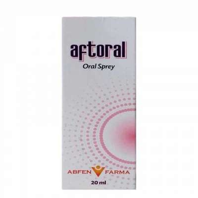 Aftoral - Aftoral Ağız Spreyi 20 ml