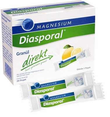 Assos - Assos Magnesium Diasporal Granül 20 Şase
