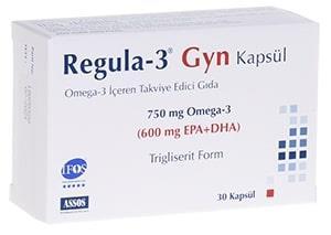Assos - Assos Regula-3 Gyn 30 Kapsül