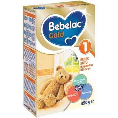 Bebelac - Bebelac Gold 1 Bebek Sütü Doğumdan İtibaren 350 gr