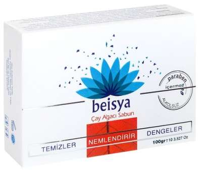 Beisya - Beisya Çay Ağacı Sabunu 90 gr