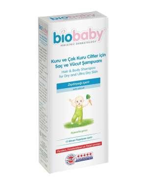 Biobaby - Biobaby Kuru ve Atopik Ciltler İçin Şampuan 300 ml