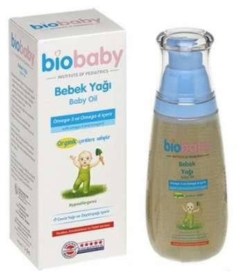 Biobaby - Biobaby Bebek Yağı 140 ml
