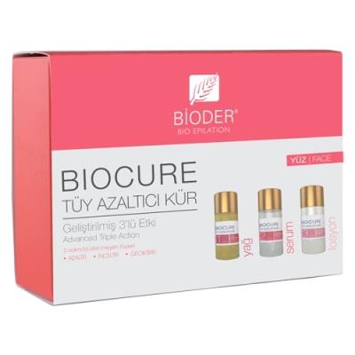 Bioder - Bioder Biocure Tüy Azaltıcı Yüz Kürü