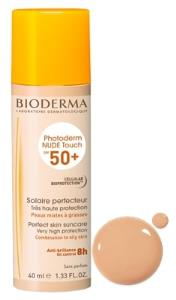 Bioderma - Bioderma Photoderm NUDE Touch Light Spf 50 Güneş Koruyucu 40 ml