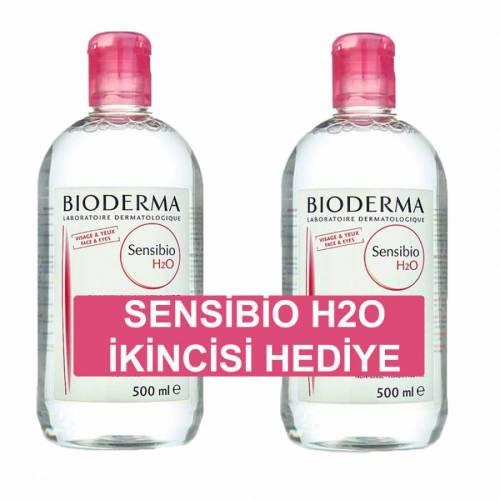 Bioderma Sensibio H2O Makyaj Temizleme Suyu 500 ml - Kofre