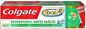 Colgate - Colgate Diş Macunu Total Profesyonel Nefes Sağlığı 75 ml