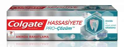 Colgate - Colgate Hassas Dişlere Profesyonel Çözüm Diş Macunu 75 ml