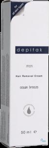 Depitak - Depitak Erkek Tüy Dökücü Krem 50 ml