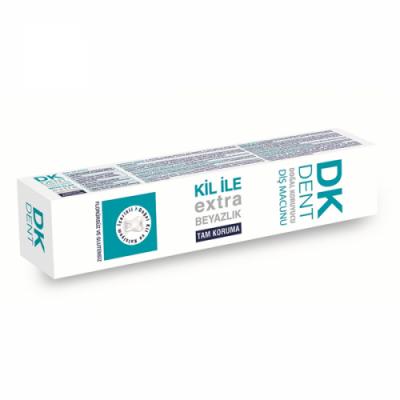 Dermokill - Dermokil Dk Dent Extra Whiteness Diş Macunu 100 ml