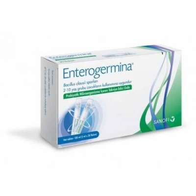 Enterogermina - Enterogermina Probiyotik Takviye - Çocuk 5 ml x 20 Flakon