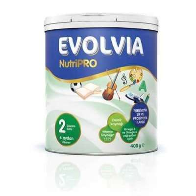 Evolvia - Evolvia NutriPRO 2 400 gr