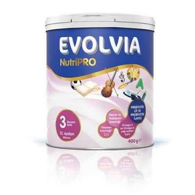 Evolvia - Evolvia NutriPRO 3 400 gr