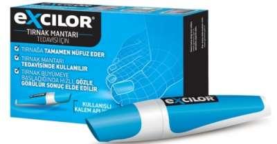Excilor - Excilor Tırnak Mantar Kalemi