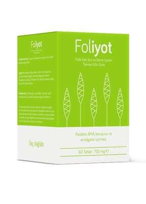 Foliyot - Foliyot Folik Asit 60 Tablet