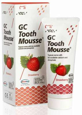 GC - GC Tooth Mousse Çilekli 40 gr