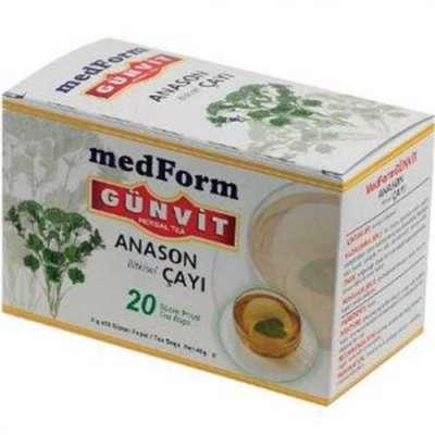 Günvit - Günvit Anason Çayı 20 Poşet