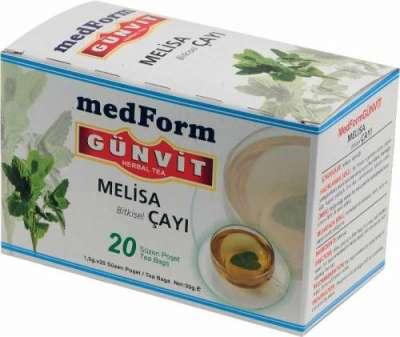 Günvit - Günvit Melisa Çayı 20 Poşet