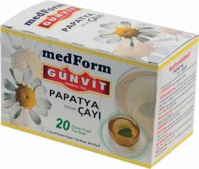 Günvit - Günvit Papatya Çayı 20 Poşet