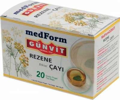 Günvit - Günvit Rezene Çayı 20 Poşet
