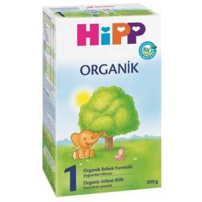 Hipp - Hipp 1 Organik Bebek Sütü 300 gr