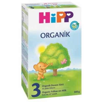 Hipp - Hipp 3 Organik Bebek Sütü 300 gr