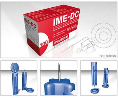 IME-DC - IME DC Lanset 100 Adet