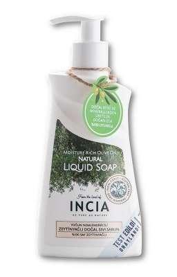 - Incia Sıvı Sabun 250 ml
