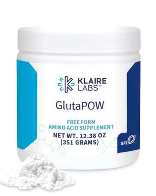 Klaire Labs - Klaire Labs Glutapow 351 gr