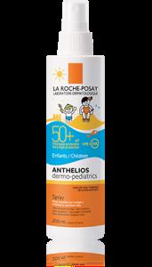 La Roche Posay - La Roche Posay Anthelios Children Spf 50 Bebek ve Çocuk Güneş Koruyucu Sprey 200 ml