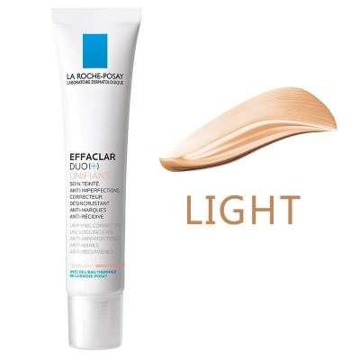 La Roche Posay - La Roche Posay Effaclar Duo Unifiant Leke Karşıtı Krem 40 ml - Light