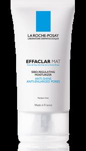 La Roche Posay - La Roche Posay Effaclar Mat Parlama Karşıtı Bakım Kremi 40 ml