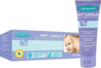 Lansinoh - Lansinoh HPA Lanolin Krem 10 ml