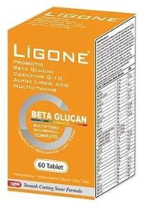 Ligone - Ligone Beta Glukan 60 Kapsül