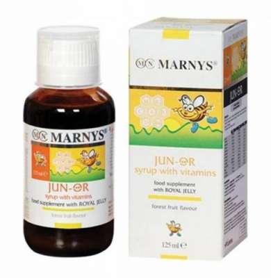 Marnys - Marnys Jun-Or Vitamin Şurubu 125 ml