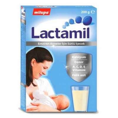 Milupa - Milupa Lactamil 200 gr