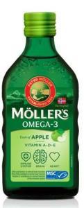 Möllers - Möllers Balık Yağı Şurubu 250 ml - Elma