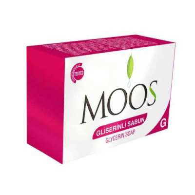 Moos - Moos Gliserinli Sabun 85 gr