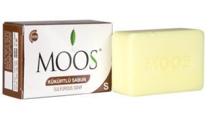 Moos - Moos Kükürtlü Sabun 100 gr