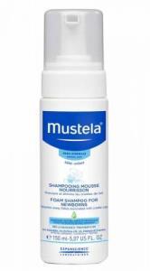 Mustela - Mustela Yenidoğan Köpük Konak Şampuanı 150 ml