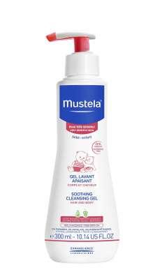 Mustela - Mustela Soothing Çok Hassas Cilt Şampuanı 300 ml
