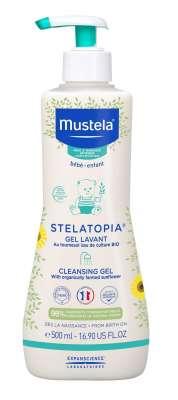 Mustela - Mustela Stelatopia Krem Şampuan 500 ml - Çok Kuru Ciltler