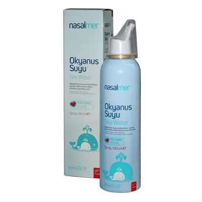 Nasalmer - Nasalmer Okyanus Suyu Spreyi 100 ml