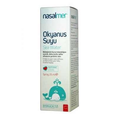 Nasalmer - Nasalmer Okyanus Suyu Spreyi 25 ml