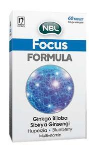 NBL - NBL Focus Formula 60 Tablet